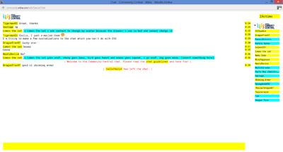 PrntScr Roadbook Chat Skin Full Screen