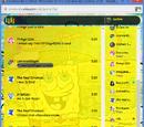 Spongebob Squarepants Chat Skin