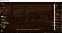 PrntScr Berlin U-Bahn Chat Skin Full Screen