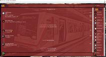 PrntScr Hamburg U-Bahn Chat Skin Full Screen