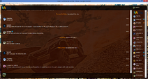 PrntScr Dakar 2016 Chat Skin Full Screen