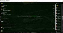 PrntScr Nurburgring Chat Skin Full Screen