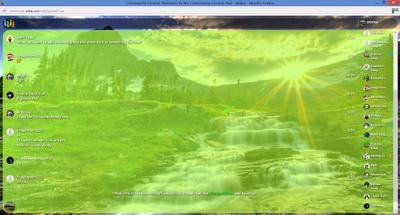 PrntScr Mountain Chat 2 Full Screen