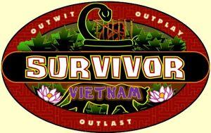 SurvivorVietnamLogo