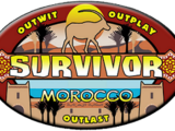 Chat Survivor 15: Morocco - All Stars