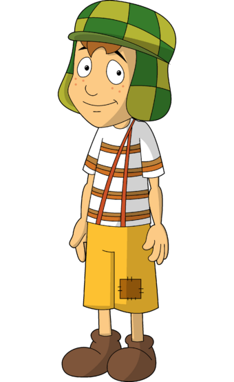 Chaves Personagem Wiki Chaves Em Desenho Animado Fandom