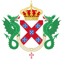 Coat of Arms of Braganza House