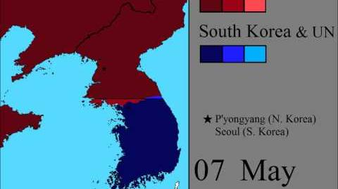 The Korean War- Every Day