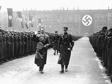 Hitler's Craziness