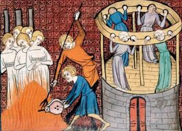 Medieval Witch Hunt