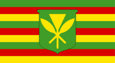 Native Hawaiian Flag