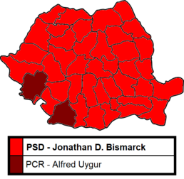 Chawosaurian Legislative Election in Romania of 2009