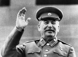 Joseph Stalin WWII