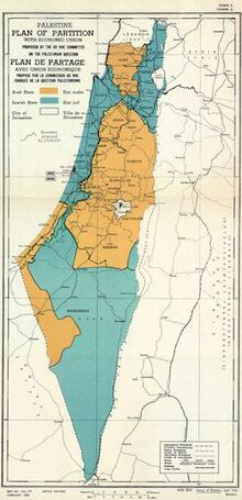 UN Palestine Partition