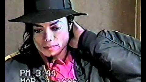 NEW VIDEO! Michael Jackson was asked on camera whether he's a pedophile
