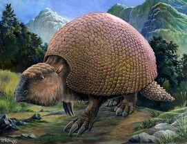 Prehistoric Animal