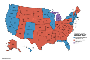 Chawosaurian Comrade Presidential Election in the United States of 2004-05