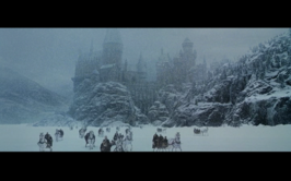Hogwarts at Winter