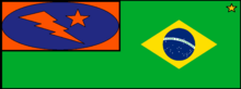Chawosaurian Flag of the Federal Republic of South America