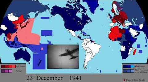 World War II- Every Front Every Day