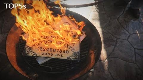 5 Creepy Things You NEED To Know Before Using a Ouija Board