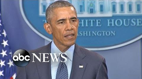 Orlando Nightclub Shooting - Obama FULL SPEECH