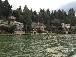 Oswego Lake, Oregon