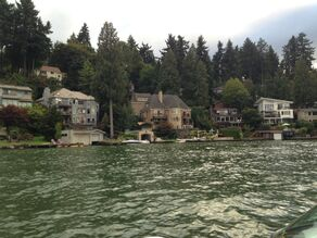 Oswego Lake, Oregon