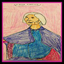 Samantha Wawetseka Feminist Portrait of Honor