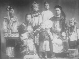 Shanyang & Alexandria Family