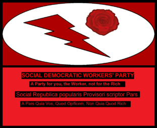 Social Democratic Workers' Party