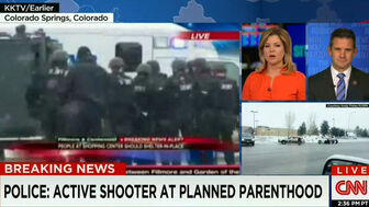 Terrorist Attack on Planned Parenthood