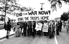Vietnam War Opposition