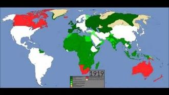 500 Years of European Colonialism