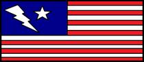 Chawamerican Flag