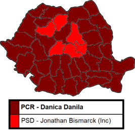 Chawosaurian Legislative Election in Romania of 2015