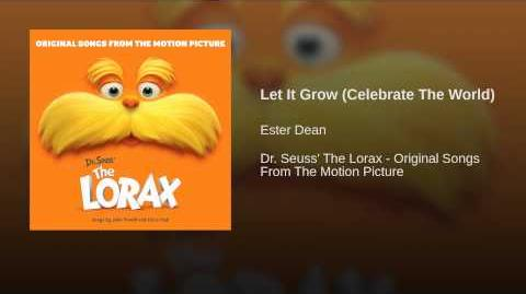 Let It Grow (Celebrate The World)