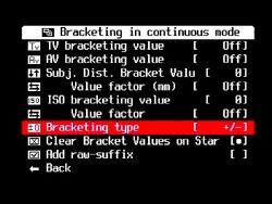BracketInContMode-BrackType