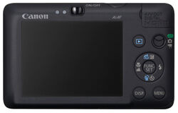 PowerShot SD780 IS back
