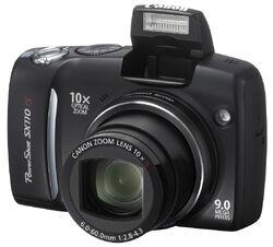 20080826 hiRes sx110is black 3q