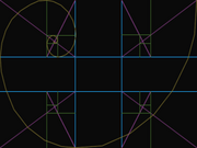 GoldenSpiral Grid