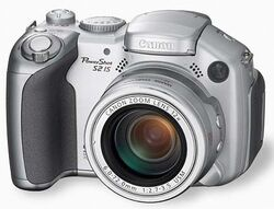 Canon-powershot-s20-IS front