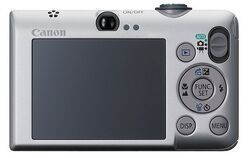 PowerShot SD1200 IS Back