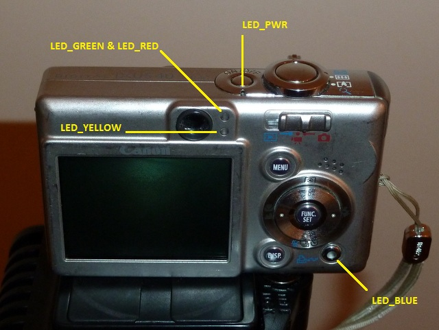 CANON SD300 DRIVERS UPDATE
