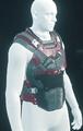 PAB-1 Core Dark Red