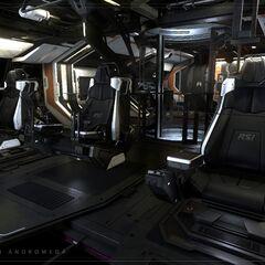 Cockpit: Nouvelle modélisation