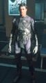 Odyssey II Undersuit Purple Black