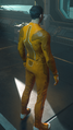 Venture Undersuit Orange