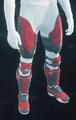 PAB-1 Legs Red