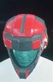 Balor HCH Helmet Red